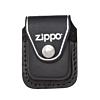 Zippo Lighter Pouch Black / Loop met Zippo Logo