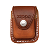 Zippo Lighter Pouch Brown / Clip