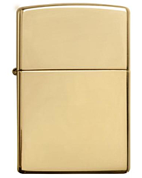 Zippo Brass High Polished (Armor Case) kopen