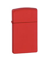 Zippo Slim Red / Rood kopen