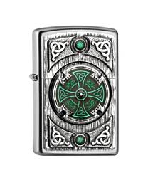 Zippo Celtic Green Cross kopen