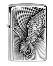 Zippo Eagle / Adelaar 2013 Chrome kopen
