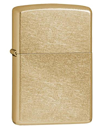 Zippo Gold Dust / Street Gold (opt. Graveren) kopen