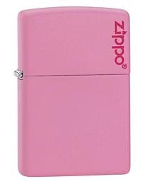 Zippo Pink / Roze - Zippo Logo kopen