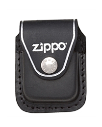 Zippo Leather Pouch Case Etui Black / Clip kopen