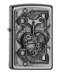 Zippo Steampunk Heart kopen