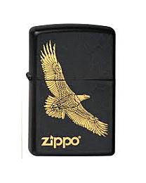 Zippo Eagle Black / Adelaar Zwart kopen