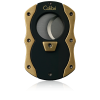 Colibri Sigarenknipper Black/Gold Rubber