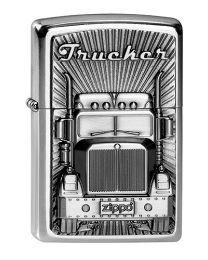 Zippo Trucker Emblem -