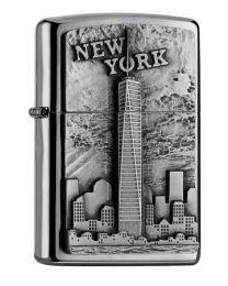 Zippo NY Freedom Tower -