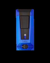 Colibri Stealth III Metallic Blue Aansteker -