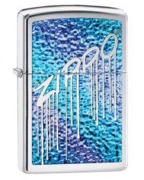 Zippo Fusion Liquid Logo -
