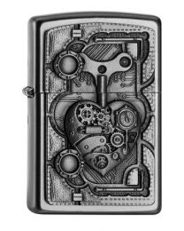 Zippo Steampunk Heart -