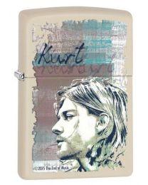 Zippo Kurt Cobain -