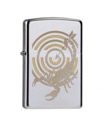 Zippo Scorpion Bullseye -