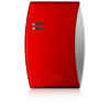 Colibri Eclipse Mercury Red Aansteker