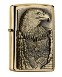 Zippo Eagle Grand Canyon Brass -