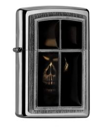Zippo Anne Stokes - Window Skull -