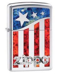 Zippo American Flag -
