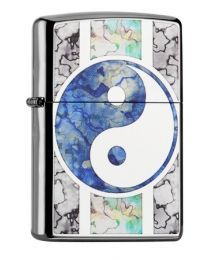 Zippo Fusion Yin Yang -