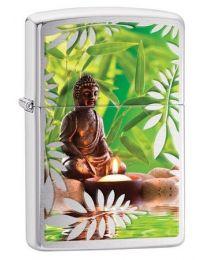 Zippo Buddha -