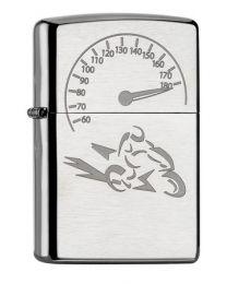 Zippo Speedometer and Bike -