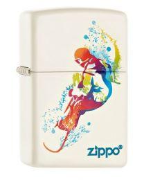 Zippo Snowboarding -