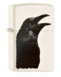 Zippo Black Raven -