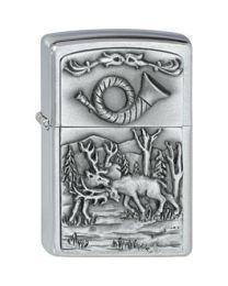 Zippo Deer Emblem -