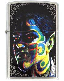 Zippo Face Painting Boy -