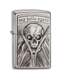 Zippo Say Hello Again -