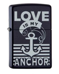 Zippo Love Is My Anchor -