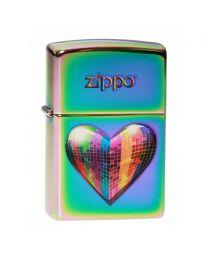 Zippo Mosaic Heart -