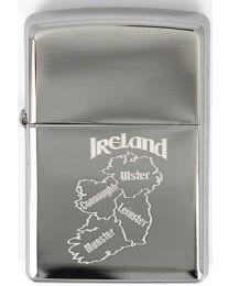 Zippo Map Of Ireland   -