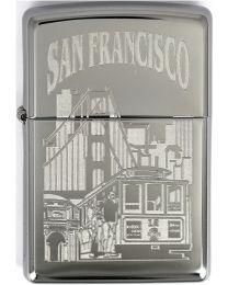 Zippo San Francisco -