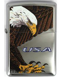 Zippo Eagle USA -