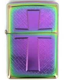 Zippo Spectrum Traditional Cross -