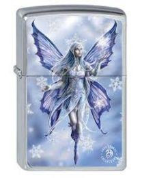 Zippo Anne Stokes - Snow Fairy -