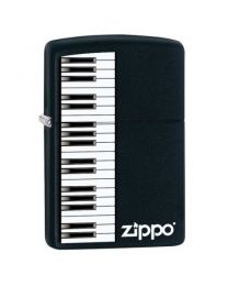 Zippo Piano Keys -