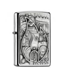 Zippo Various Emblem -