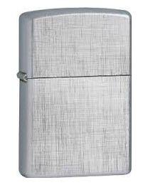 Zippo Linen Weave -