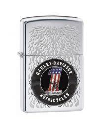 Zippo Harley Davidson -