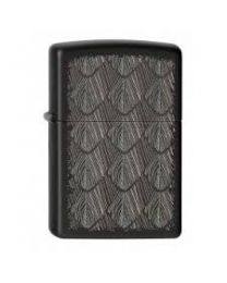 Zippo Feather Pattern -