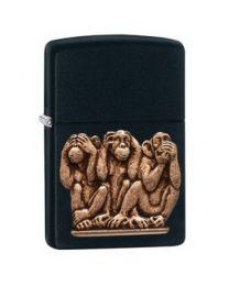 Zippo Three Monkeys -