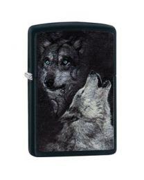Zippo Wolves -