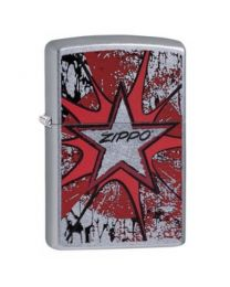 Zippo Grunge Star -