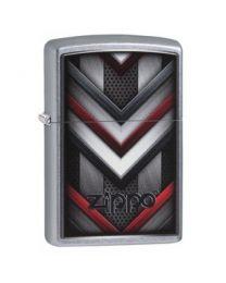 Zippo Zippo Abstract Metal -