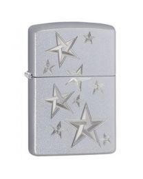Zippo 3D Stars -