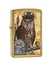 Zippo Steampunk Owl -