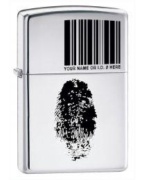 Zippo Finger ID -